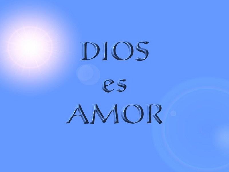 Resultado de imagen de dios es amor