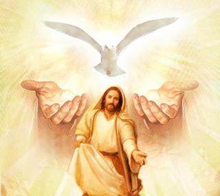 jesus y el espiritu santo - fotos-imagenes.com