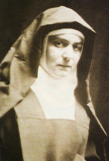 Santa Teresa Benedicta De La Cruz Edith Stein Servicio