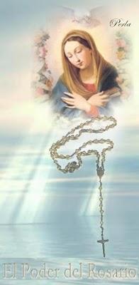 Octubre mes del rosario y de las misiones servicio catolico hispano sabemos de la poderosa eficacia del rezo del santo rosario para obtener la ayuda maternal de la virgen porque si bien puede conseguirse con diversas altavistaventures Choice Image