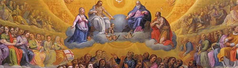 Matrimonio Joven Catolico : En el cielo no habrá sino santos servicio catolico hispano