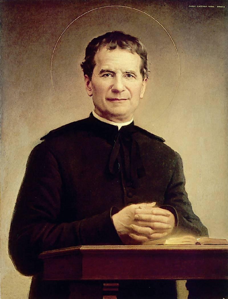 San Juan Bosco Sacerdote Fundador Servicio Catolico Hispano